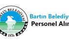 Bartın Belediyesi Personel Alımı 2017