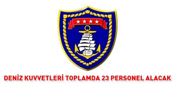 Deniz Kuvvetleri Memur Alımı 2015