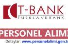 T-Bank Personel Alımı 2016