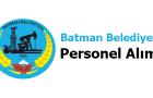 Batman Belediyesi Personel Alımı 2017