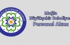 Muğla Büyükşehir Belediyesi Personel Alımı 2016