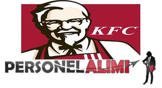 KFC iş başvurusu