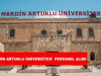 Mardin Artuklu Üniversitesi Personel Alımı ve İş İlanları