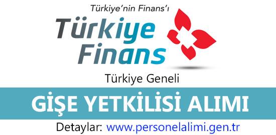 turkiye finans gise yetkilisi alimi