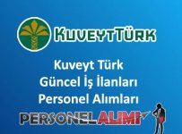 Kuveyt Türk Personel Alımı ve İş İlanları