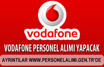 Vodafone Personel Alımı ve İş İlanları