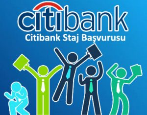 Citibank Staj Başvurusu