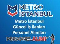 Metro İstanbul Personel Alımı ve İş İlanları
