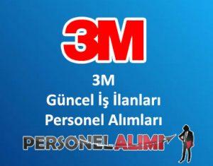 3M Personel Alımı ve İş İlanları