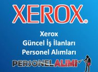 Xerox Personel Alımı ve İş İlanları