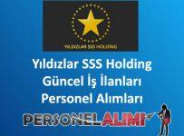 Yıldızlar SSS Holding Personel Alımı ve İş İlanları