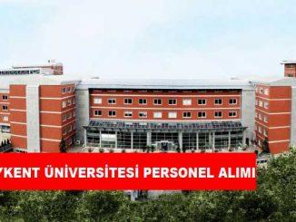 Beykent Üniversitesi Personel Alımı ve İş İlanları