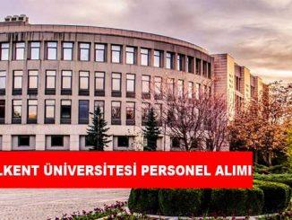 Bilkent Üniversitesi Personel Alımı ve İş İlanları