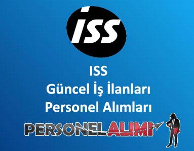 ISS Personel Alımı ve İş İlanları