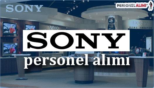 Sony Personel Alımı