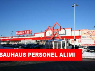 Bauhaus Personel Alımı ve İş İlanları