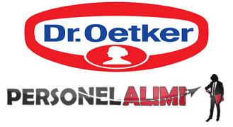 Dr. Oetker iş başvurusu