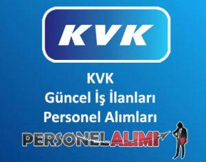 KVK Personel Alımı ve İş İlanları