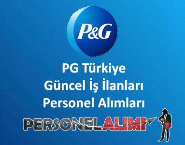 PG Türkiye Personel Alımı