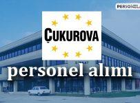 Çukurova Holding Personel Alımı