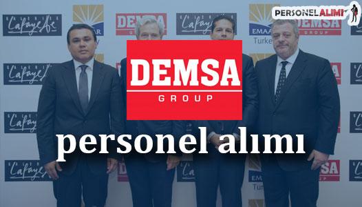 Demsa Group Personel Alımı
