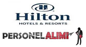 hilton otel personel alımı