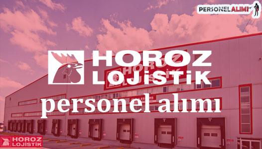Horoz Lojistik Personel Alımı