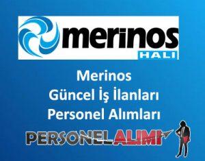 Merinos Personel Alımı ve İş İlanları