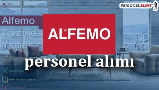 Alfemo Personel Alımı