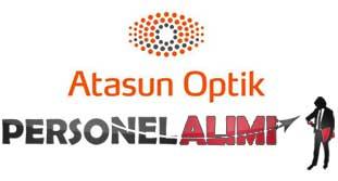 Atasun Optik Personel Alımı ve İş İlanları