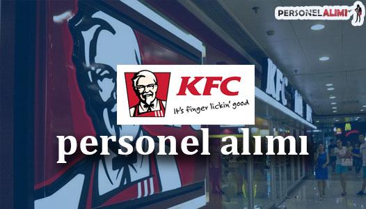 KFC Personel Alımı