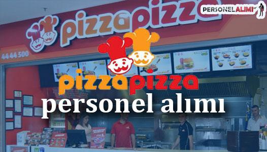 Pizza Pizza Personel Alımı