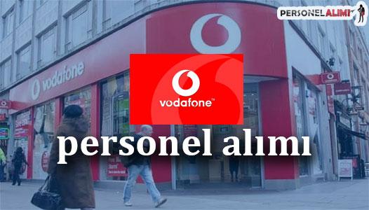 Vodafone Personel Alımı
