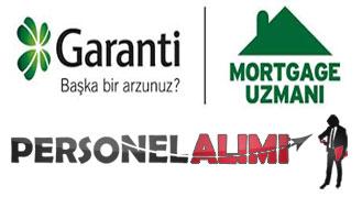 Garanti Mortgage personel alımı