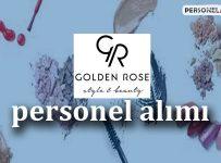 Golden Rose Personel Alımı