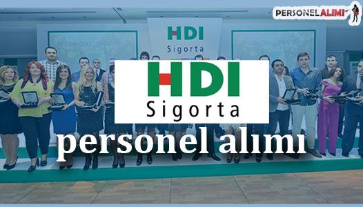 HDI Sigorta Personel Alımı