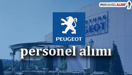 Peugeot Personel Alımı