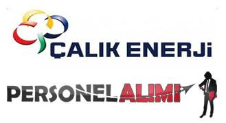 calik enerji personel alımı