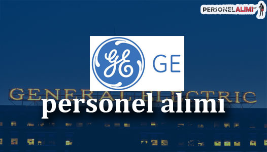 General Electric Personel Alımı