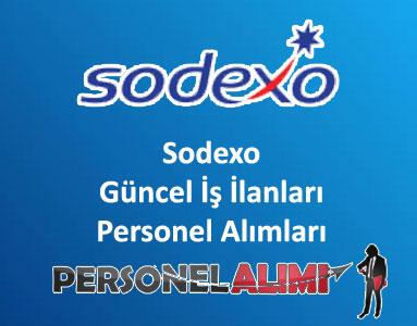 Sodexo Personel Alımı ve İş İlanları