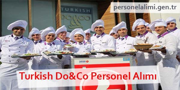 Turkish Do&Co Personel Alımı