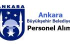 Ankara Büyükşehir Belediyesi Personel Alımı 2017