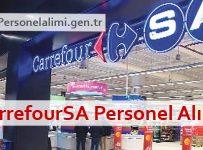 CarrefourSA Personel Alımı