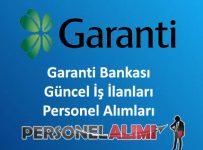 Garanti Bankası Personel Alımı ve İş İlanları