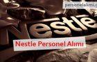 Nestle Personel Alımı 2017