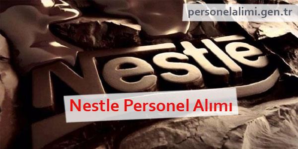 Nestle Personel Alımı