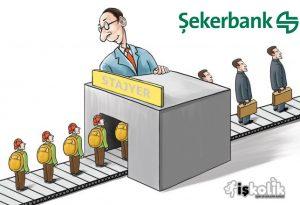 Şekerbank Staj Başvurusu