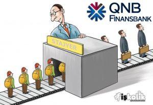 QNB Finansbank Staj Başvurusu