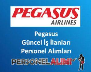 Pegasus Personel Alımı ve İş İlanları