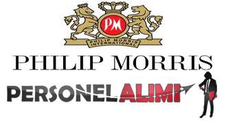 Philip Morris iş başvurusu